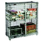 Mini Security Storage Units 16D