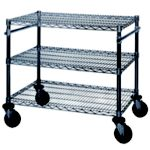 Utility Cart 3 Shelf, 30W