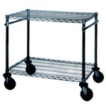 Utility Cart 2 Shelf, 30W