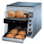 Holman Conveyor Toaster Manual Control - 10 Belt 600 Slices Per Hour 208V