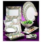 Mosaic Plate 10 X 10 12 per case- <B>SHIPPING & HANDLING PREPAID</B>