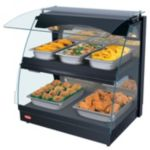 Hatco Heated Dual Shelf Countertop Merchandiser