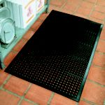 Heavy Weight Anti-Fatigue Anti-Slip Matting Black - STOCKED ITEM