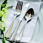 New Rim Flatware, Teaspoon 12 per case - STOCKED ITEM