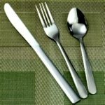 NDG/Superior Windsor Heavy Weight Flatware, Teaspoon 12 per case - STOCKED ITEM