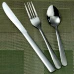 NDG/Superior Windsor Medium Weight Flatware, Teaspoon 36 per case - STOCKED ITEM