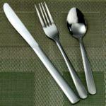 Superior Windsor Medium Weight Flatware, Teaspoon 36 per case - STOCKED ITEM