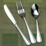 NDG/Superior Radianz Flatware, Teaspoon 12 per case - STOCKED ITEM