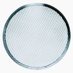 Aluminum Pizza Screen 6 outside diameter - STOCKED ITEM
