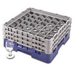 Cambro Dishwasher Rack, 36 Compartment, Medium, 6-7/8 - STOCKED ITEM