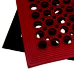 Anti-Fatigue / Anti-Slip Matting Red - STOCKED ITEM