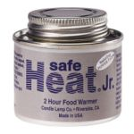 Chafing Fuel 2 Hour Safe Heat 48 Per Cs. - STOCKED ITEM