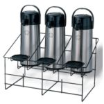Airpot Rack Triple Wire - STOCKED ITEM