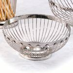 Regent Basket Round 10 x 3-3/4, Round - STOCKED ITEM