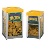 Star Nacho Chip Merchandiser