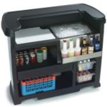 Maximizer Portable Bar Black Sides and Front